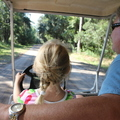Golf Cart Driving with Billy