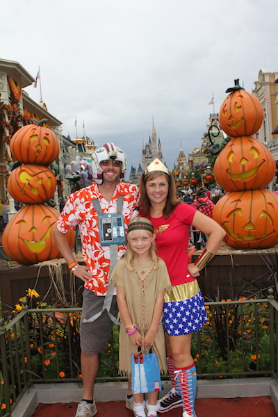 Disney Halloween Party