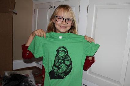 Sloth Ukulele