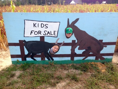 Kids for Sale!