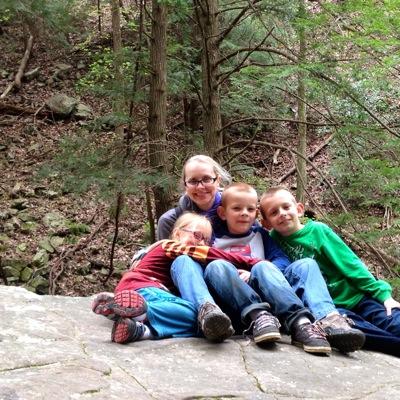 Jessica and the Kiddos