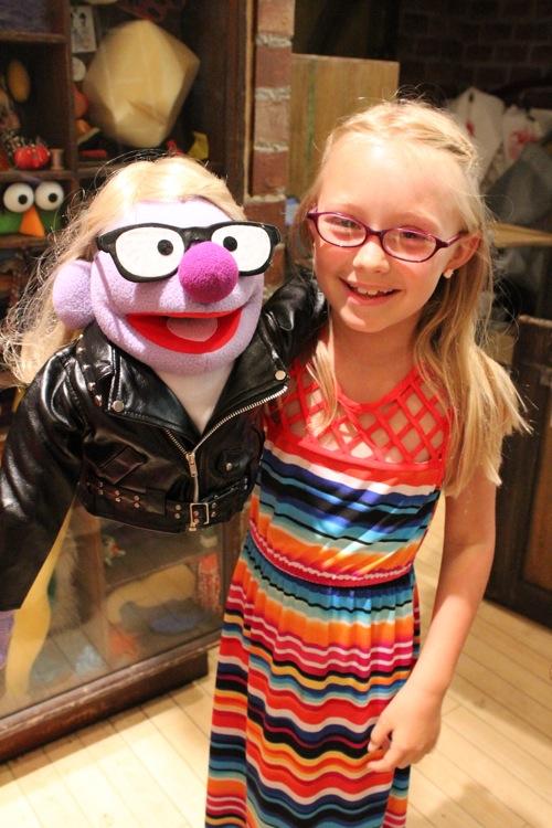 Muppet Studio at FAO Schwarz